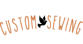 BlackDove Custom Sewing